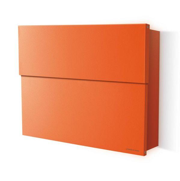 Briefkasten Letterman XXL 2 Orange