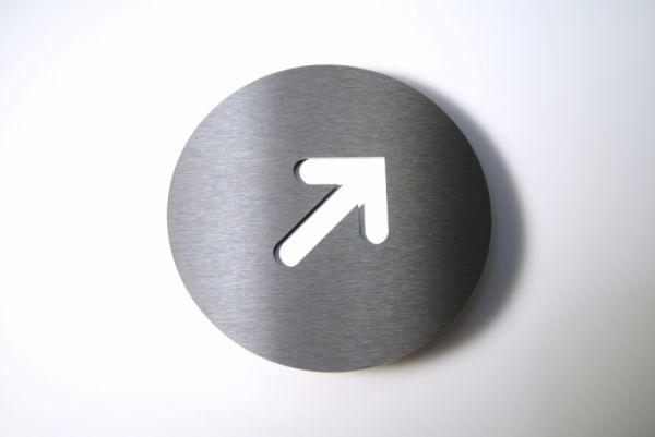 Piktogramm Right Corner
