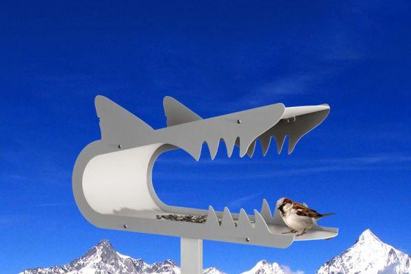 Vogelhaus Piep Show Safari | designbowl