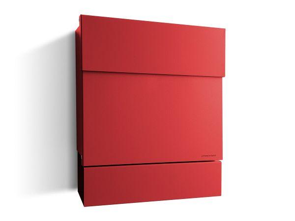 Briefkasten Letterman 5 Rot