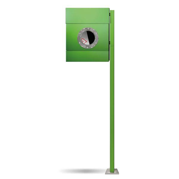 Standbriefkasten Letterman 2 Hellgrün