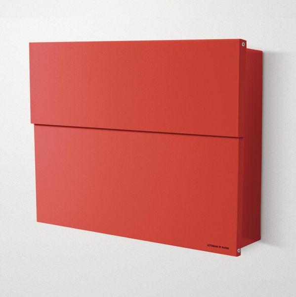 Briefkasten Letterman XXL 2 Rot
