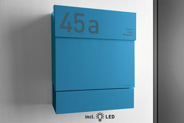 briefkasten letterman 5 fabig designbowl. Black Bedroom Furniture Sets. Home Design Ideas