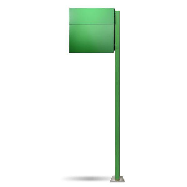 Letterman 4 Standbriefkasten Hellgrün