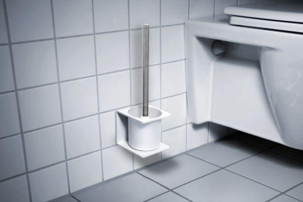 WC-Bürstenhalter - klebend