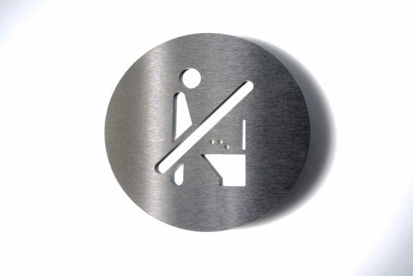 Piktogramm No Pee